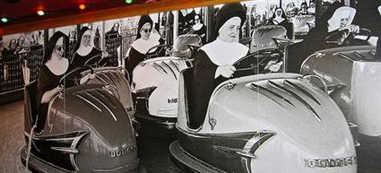 Nuns in Cars