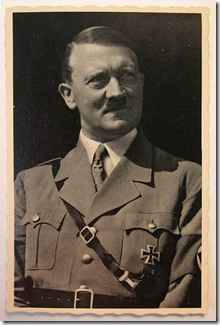 Nazi Postcard (Front) by PUL.