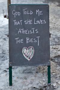 atheist the best